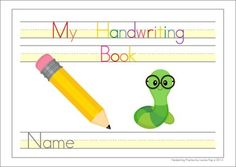 Handwriting SOS - Letter Size Differentiation: Perfect for children who need help with letter placement on the handwriting line! Bye-bye messing writing and hello neat and tidy! (One can hope!!)