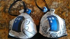 Some girls love wearing cute bras. Some girls love wearing no bra...And then some girls might love wearing any of these totally geeky bras. Check them out.