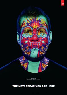Adobe - The new creatives are here: Eric Kallman