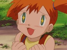 gotta catch all of them Pokemon Sketch, Pokemon Gif, Pokemon People, Cool Pokemon, Pokemon Stuff, Misty From Pokemon, Ash And Misty, Gym Leaders, Miraculous Ladybug Anime