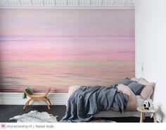 De nieuwste behangcollectie van Rebel Walls heet Spectrum #behang #wallcoverings