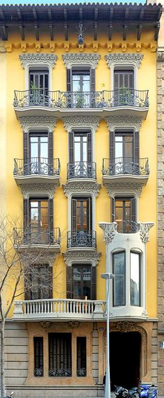 Barcelona - Provença 324 a | Flickr - Photo Sharing!