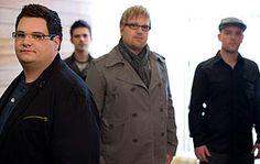 another one of my favorite bands.  Sidewalk Prophets