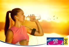 ¿Sientes tus músculos más pesados a la hora de hacer deporte? Ahora que hace más calor es importante hidratarse bien antes y después de hacer ejercicio. La pesadez es uno de los primeros síntomas de que no estamos consumiendo suficiente líquido.