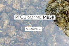 Programme de formation MBSR: 6è semaine - Les défis des filles zen Relaxation, Conscience, Dalai Lama, Change, Yoga, Lifestyle, Business, Movie Posters, Daily Organization
