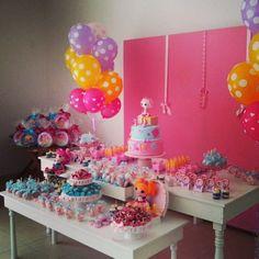 Ideas de la fiesta de cumpleaños Lalaloopsy | Foto 3 de 9 | Catch My Party