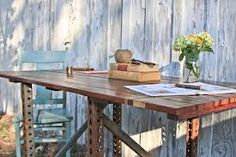 diy dining room table legs - Google Search