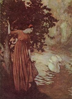 """To the River from """"The Poems of Edgar Allan Poe"""""""