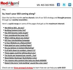 Here is how our three-pronged SEO strategy works:  http://www.redalkemi.com/three-pronged-strategy/