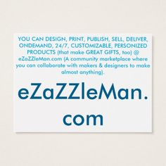 Ezazzleman 247 money making business cards pinterest free e commerce business websites 247 business card reheart Image collections