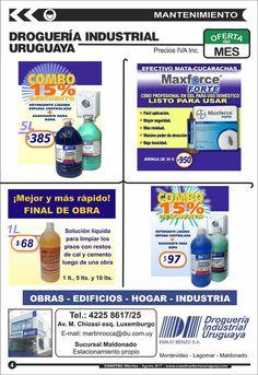 Droguería Industrial Uruguaya