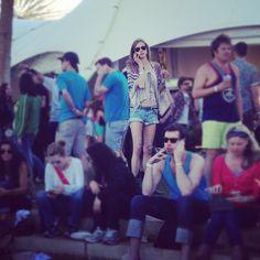 Karlie Kloss Coachella