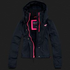 Hollister All-weather Jacket - Dark Grey | all the clothes ...