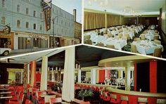Celebrity Room, New Brant Hotel, Brantford, Ontario