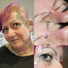 Our unique Leah got her bridge pierced by the awesome @westcoastpiercingguy with a Titanium Blurple Forward Facing Jeweled Barbell with White OPALS from @anatometalinc   Looks awesome!  13672 108 Ave Surrey BC 604-584-BODY (2639)  Open from 12-8pm everyday! Call or email for bookings and questions! Link to website in bio   #westcoastpiercingandink #anatometal #tattoo #piercing #surreybc #beautifulbc #safepiercing #appmember #bridgepiercing #awardwinning #westcoast #tattooed #pierced…