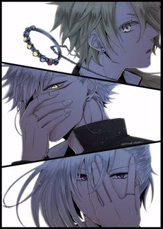 Jewelery•••••Does anyone know what anime this is if it is one??