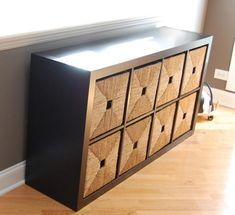 IKEA Expedit - perfect for toy storage / media stand for playroom / office