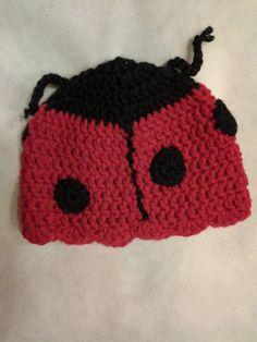 Ladybug Hat by StitchesforSMA on Etsy, $6.00