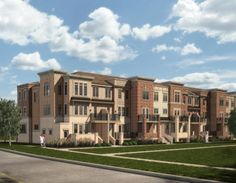 Westown condo townhomes from Lindvest Properties, designed by RN Design