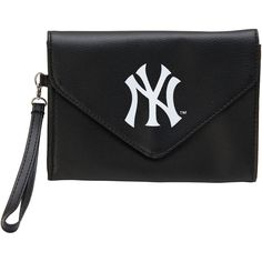 New York Yankees Women's Gibson Clutch – Black