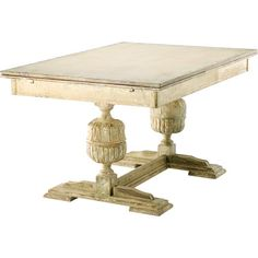 I pinned this Larrieux Dining Table from the Jansen & Brown event at Joss and Main!