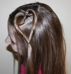 Hairstyles for Girls.. The Wright Hair: Holiday