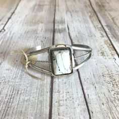 Power Of Clouds Sterling Silver Cuff Bracelet