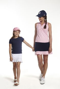 9150a450473 28 Best Junior Golf Apparel - Golftini Girl Collection images