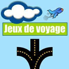 Jeux de voyage pour la voiture, le train ou l'avion...