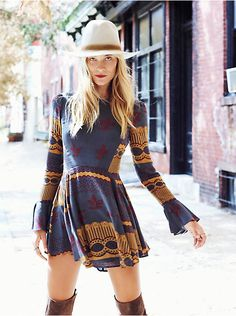Free People Loving Leila Dress, $148.00