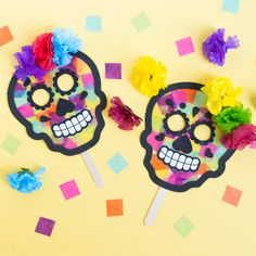 brings you inspired fun made easy. Find and shop thousands of creative projects, party planning ideas, classroom inspiration and DIY wedding projects. Fall Crafts For Adults, Craft Kits For Kids, Diy Wedding Projects, Oriental Trading, Tissue Paper, Sugar Skull, Party Planning, Fun Crafts, Classroom Ideas