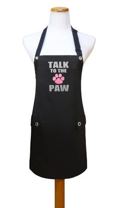 Dog grooming Aprons from Trendy Salon Aprons                              …