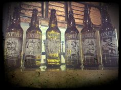 Ironfire Brewing Company. Ales for Outlaws! Some of the best American style craft beer you will find!