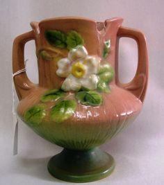 Roseville White Rose, 1914