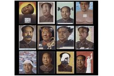 Zhang Hongtu. Major survey of the artist's work at the Queens Museum Oct 18, 2015- Feb 28, 2016.