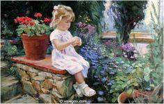 SUNNY RUBIA, pintura,
