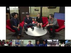 """NASA Connects International Space Station and """"Star Trek Into Darkness"""" Crews together for an epic Google+ Hangout"""