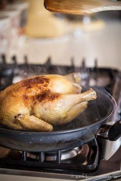 Tanyasi csirke egészben - pirítás mogyoróolajon Roast Duck, Turkey, Posts, Chicken, Blog, Messages, Turkey Country, Blogging, Cubs