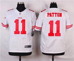 LIMITED San Francisco 49ers Quinton Patton Jerseys
