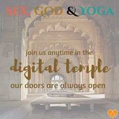 While the Sex, God & Yoga Online Women's Conference has begun, our doors are always open. ・ That means you can still get your All Access Pass! ・ To find out what's included in your All Access Pass visit the link in bio ・ ・ ・ ・ #sexgodyoga #yoga #yogini #yogainspiration #yogajourney