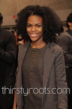 Picture of Curly Nikki at Bronner Brothers Hair Show 2013