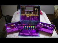 Manualidades: Caja Organizadora De Maquillaje - JuanCarlos960 - YouTube