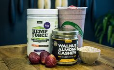 Onnit Cafe's Break-Feast Recipe. The perfect meal replacement protein shake.