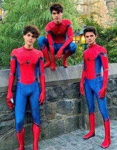 Young Boys Fashion, Boy Fashion, Cute White Boys, Pretty Boys, V Model, Mode Latex, Cute Blonde Boys, Spiderman Costume, Lycra Men