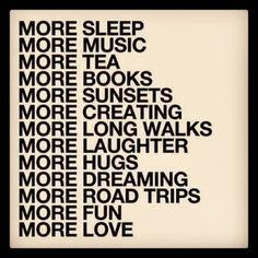 More LOVE!!