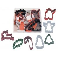 1829 CHRISTMAS HOLLY COLOR 7 PC SET