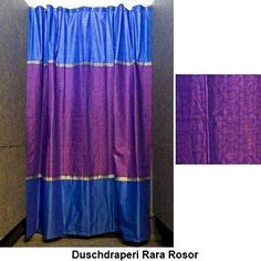 Shower curtain Sweet roses  Only one pcs.