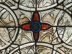 Medieval Stained Glass by Erica Kobren (Old)