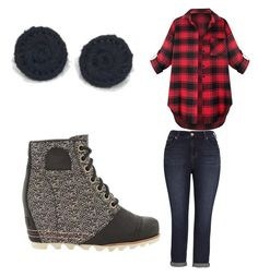 """Boot set"" by hypnoears-official on Polyvore featuring SOREL and Melissa McCarthy Seven7"