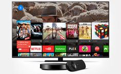 Nexus Player convierte su Televisor en un dispositivo con Android TV. DETALLES: http://www.audienciaelectronica.net/2014/10/15/nexus-player-convierte-televisor-en-un-dispositivo-con-android-tv/